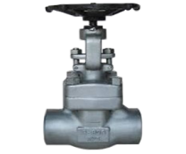COMPACT STEEL GATE VALVE