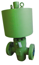 SURFACE SAFETY VALVE